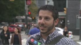 October 5, 2016 - CTV News: Segment on pedestrian safety